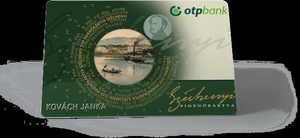 OTP Széchenyi Karte